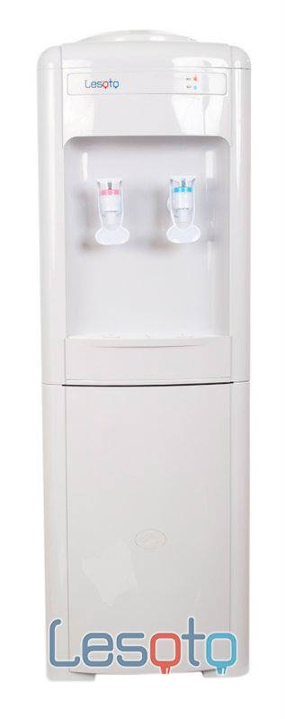 Напольный кулер для воды LESOTO 16 L white