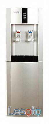 Напольный кулер для воды LESOTO 16 LD/E silver-black