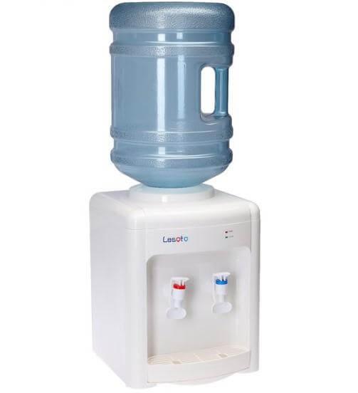 Кулер для воды LESOTO 36 TK white