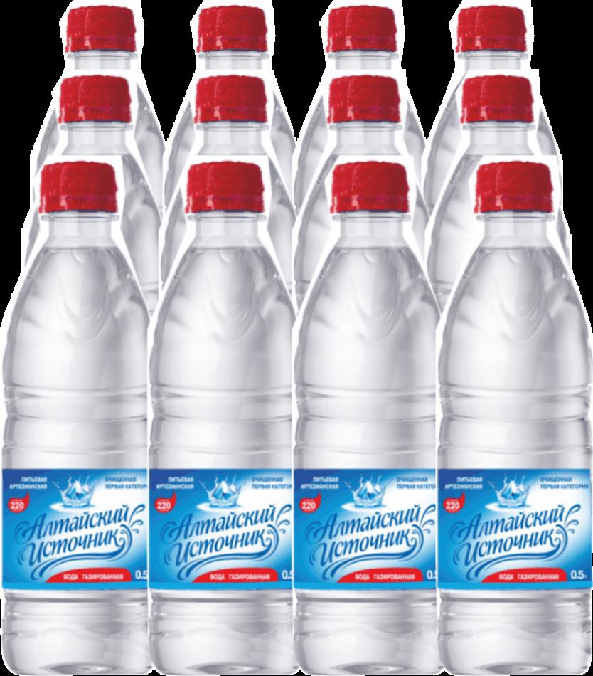 Купить питьевую воду | 12 шт